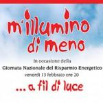 #Palermo. La Festa del risparmio energetico all'Oratorio di Santa Cita