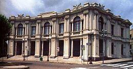 Palazzo Provincia Messina