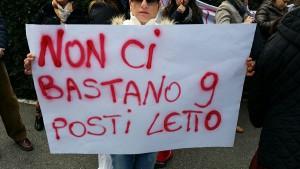 Protesta Clinica Santa Rita 18-2-2015 c