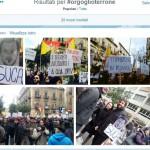 #Regione. Salvini a Palermo e parte #orgoglioterrone