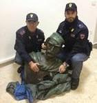 #Palermo. La Polizia ritrova il busto di Tukory