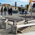 #Trapani. Vandali in azione al parco giochi del lungomare di Mazara