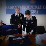 #Ragusa. Corriere della droga marocchino beccato con un chilo di hashish tra le mele