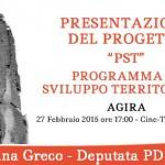 #Enna. Presentazione ad Agira del Programma di sviluppo territoriale