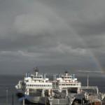 Stretto di Messina: inizio di settimana ancora frizzante e incerto