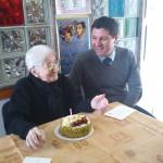 #Ragusa. Gli auguri del primo cittadino a una nuova centenaria