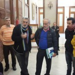 """#Messina. Lucchetti alla Foscolo, Accorinti: """"Non ne sapevo nulla"""""""