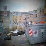 #Messina. L'area di ricovero dell'Annunziata tra immondizie e baracche