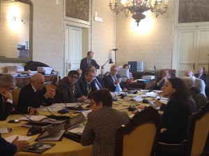 Commissione Trasporti ARS 4-3-2015