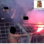 #Catania. Lancia sassi contro i tifosi del Catanzaro, DASPO a un ultras recidivo