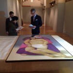 #Regione. Arrivate a Palazzo dei Normanni le tele di Botero