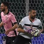 Calcio in Sicilia. Palermo perde contro la Juventus, Trapani batte la Ternana