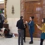 #Messina. Protesta degli attivisti del Teatro Pinelli contro Accorinti