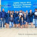 La Waterpolo Despar cede il passo in finale al Padova e perde 12-6