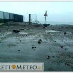 #Messina.Tempesta di vento in città, raggiunti i 109 km/h
