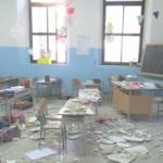 #Palermo. Due bambini feriti nel crollo del soffitto di una scuola a Bagheria