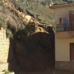 #Caltanissetta. Collina Sant'Anna, continuano i fenomeni franosi