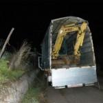 #Enna. Rocambolesco inseguimento nella notte tra le campagne di Calascibetta