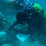 #Siracusa. La Finanza recupera un'ancora romana nel mare di Marzamemi