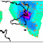 #Meteo dello Stretto. Piogge molto abbondanti nelle zone orientali a ridosso dei Peloritani