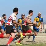 Rugby in Sicilia. Ancora una sconfitta per l'Amatori Messina, ko contro il CUS Roma
