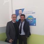 #Caltanissetta. Antonio Giudice è il candidato di Noi con Salvini