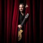 #MusicaNomade. Al Parco Horcynus Orca il chitarrista Francesco Buzzurro