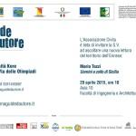 #Enna. Alla Kore, Mario Tozzi parla di uomini e zolfo di Sicilia