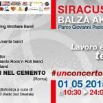 #Siracusa. Primo maggio alla Balza Acradina tra musica e sport