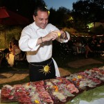 #Siracusa. Il re del catering italiano a nozze in show cooking