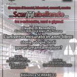 #Caltanissetta. Scartabellando Uffizi, l'universo misurato in anni-libro