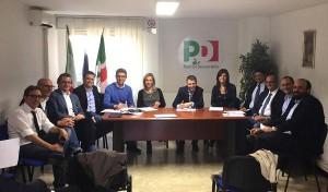 La nuova segreteria del PD siciliano