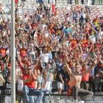 #Calcio. Ecco il calendario del Messina, il derby con il Catania a novembre