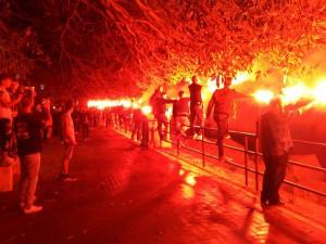 ACR Messina tifosi