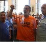 """#Messina. """"Porte aperte"""" a Palazzo Zanca: giornalista aggredita dagli ambulanti abusivi"""
