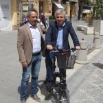 #Caltanissetta. Mobilità alternativa e sostenibile con le biciclette elettriche