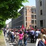 """#Messina. No alla """"Buona scuola"""" di Renzi: in migliaia in corteo"""