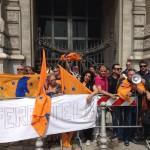 #Messina. Vertenza ex Ferrotel: sit-in davanti alla Prefettura