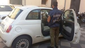 Guardia di finanza Catania