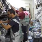 #Catania. La Guardia di Finanza sequestra 14 mila capi d'abbigliamento contraffatti