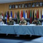 Il Generale Portolano incontra i capi delle missioni ONU del Medio Oriente