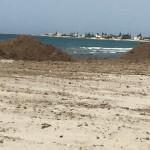 #Trapani. Proseguono i lavori di pulizia delle spiagge di Mazara