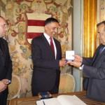 #Palermo. L'ambasciatore libico parla di immigrazione e commercio