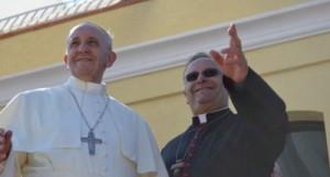 Papa Francesco e il cardinale Montenegro
