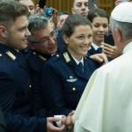 #Ragusa. Papa Francesco ha ricevuto i familiari delle vittime del dovere