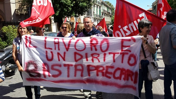 """#Messina. Stabilizzazione precari, la FP Cgil a Le Donne: """"Delibera indecente"""""""