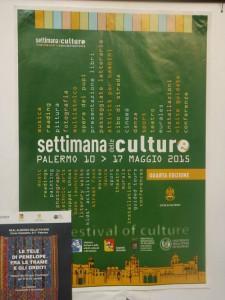 Settimana delle Culture Palermo 14-5-2015