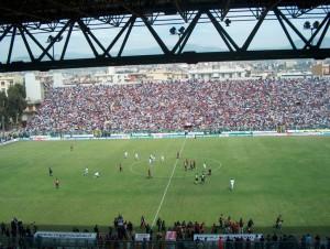 Stadio Oreste Granillo Reggio Calabria