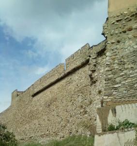 Termini Imerese tratto delle antiche mura civiche