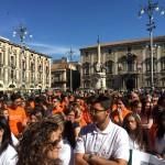 #Catania. Capaci di crescere, il ricordo della strage di 23 anni fa